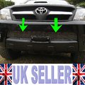 View Item Toyota Hiux Mk6 Lower Bumper Mesh Grille